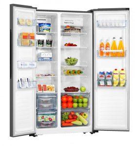 moderná chladnička