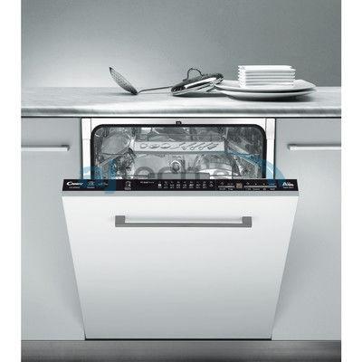 CANDY CDI 2DS523 Vstavaná umývačka riadu 60 cm