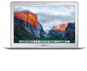 APPLE MACBOOK AIR 13 recenze