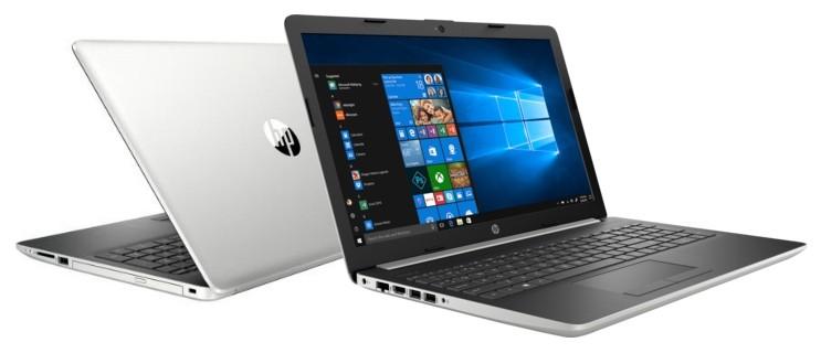 HP Notebook - 15-da0038nc