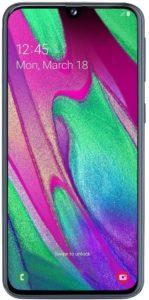 Samsung Galaxy A40 A405F