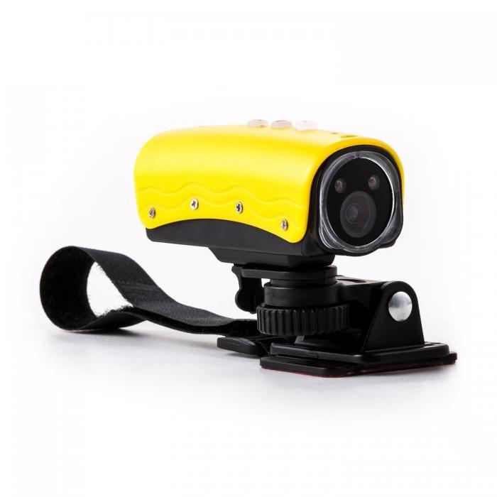 Stealthcam 2G, športová kamera, HD