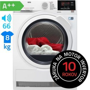 AEG AbsoluteCare T8DBG48WC
