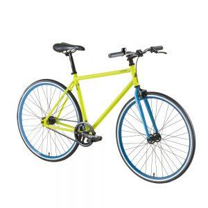 Mestský bicykel DHS Fixie 2895 28