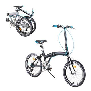 Skladací bicykel DHS Folder 2095