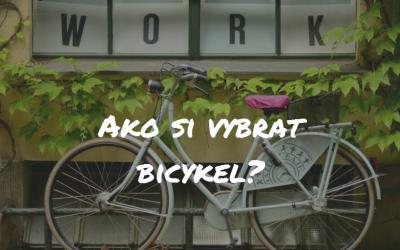 Ako vybrať bicykel? Veľký test najlepších bicyklov roku 2017!