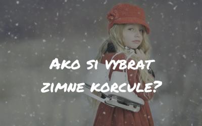 Ako vybrať zimné korčule? Veľký test najlepších zimných korčulí roku 2017!