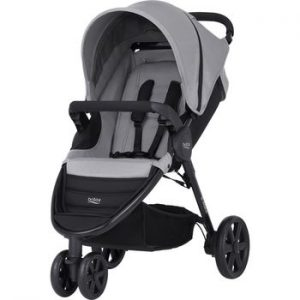 BRITAX B-AGILE 3 2017 Steel Grey