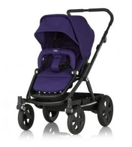 Britax Go Big Mineral Purple 2017