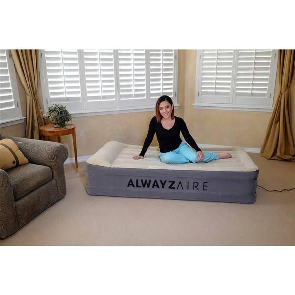 10.Bestway Alwayzaire Twin