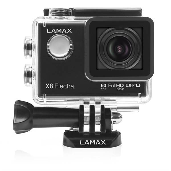3. Lamax Action X8 Electra