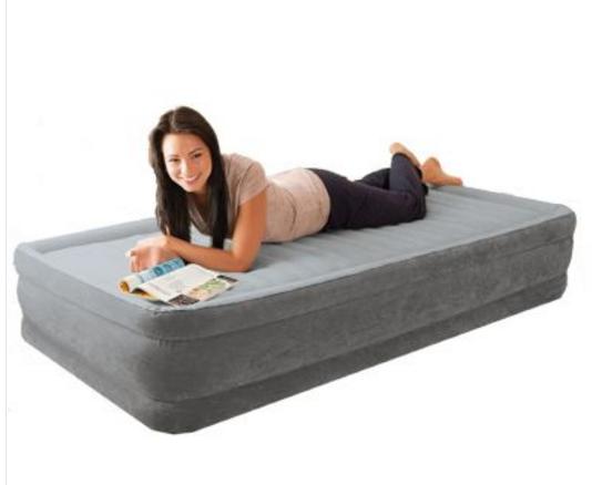 nafukovacia posteľ