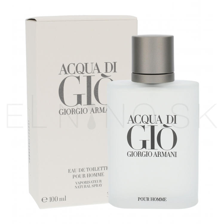 4.Giorgio Armani Acqua di Gio Pour Homme