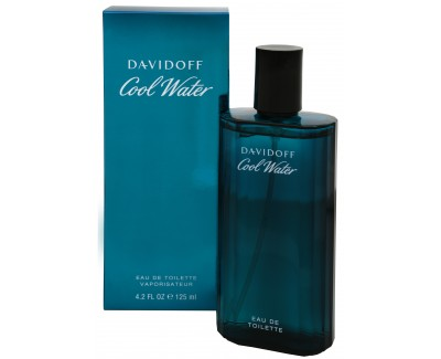 5. Davidoff Cool Water Man - EDT