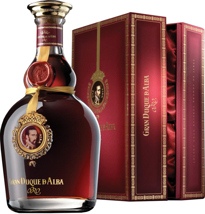 Brandy – Gran Duque de Alba Oro