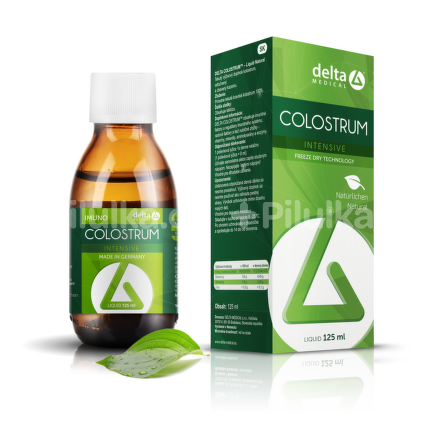 DELTA COLOSTRUM sirup