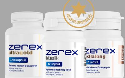 Našli sme kvalitné tabletky na erekciu: Zerex
