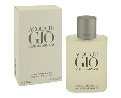 Voda po holení – Armani Axqua di Gio Pour Homme