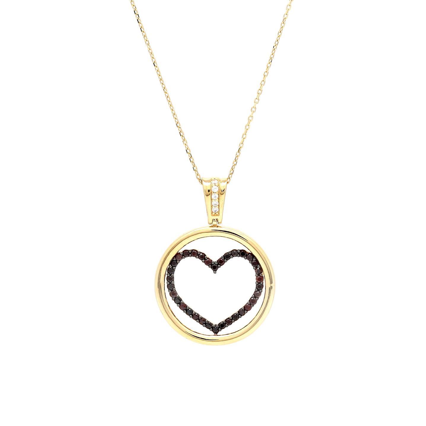 Zlatá retiazka – Čierne srdce