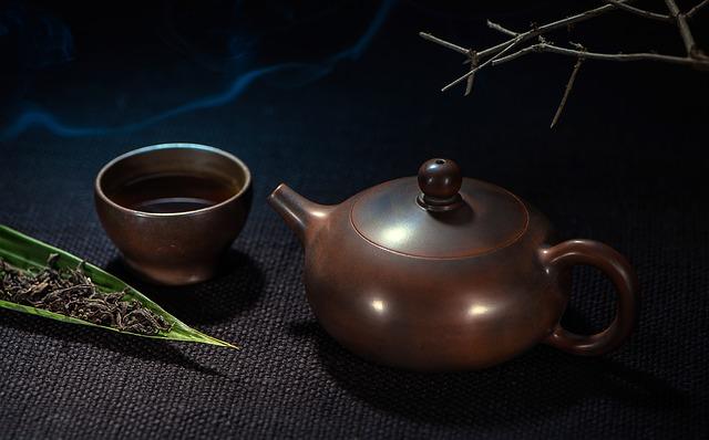 Kotvičník zemný čaj