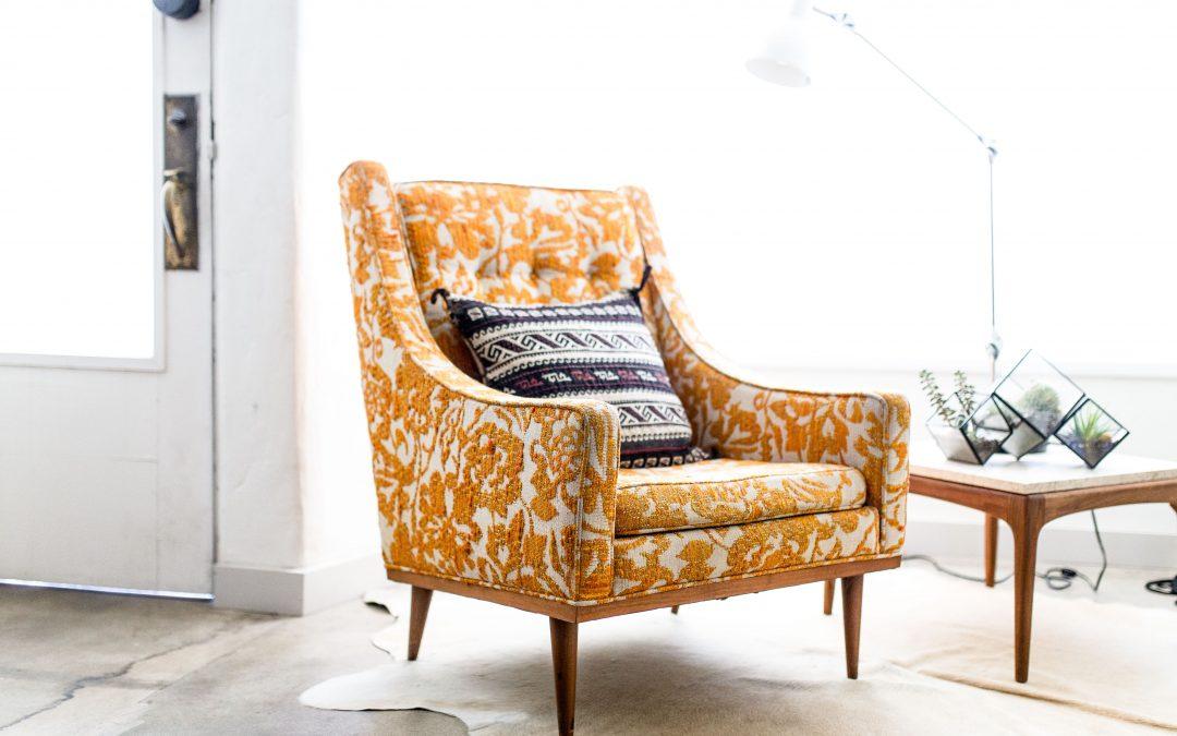 Retro nábytok – Štýl, ktorý tu bude navždy