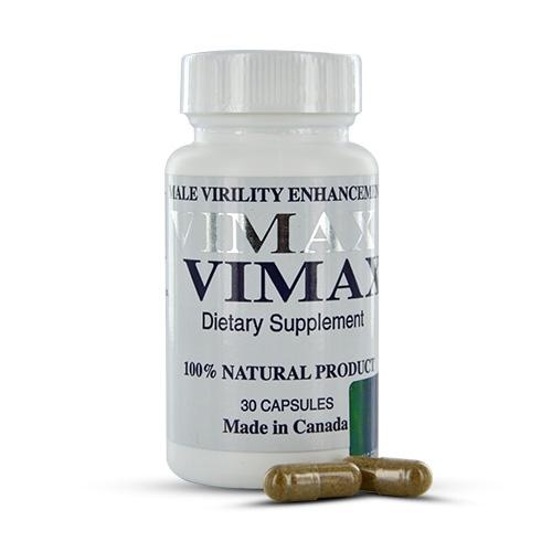 Vimax: Pre dlhší a intenzívnejší sex