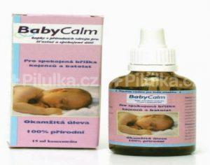 BabyCalm kvapky 15 ml
