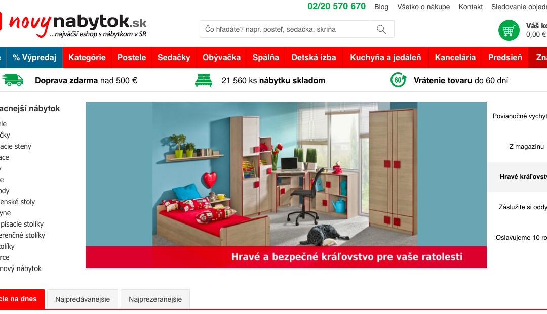 Novynabytok.sk – recenzie a skúsenosti