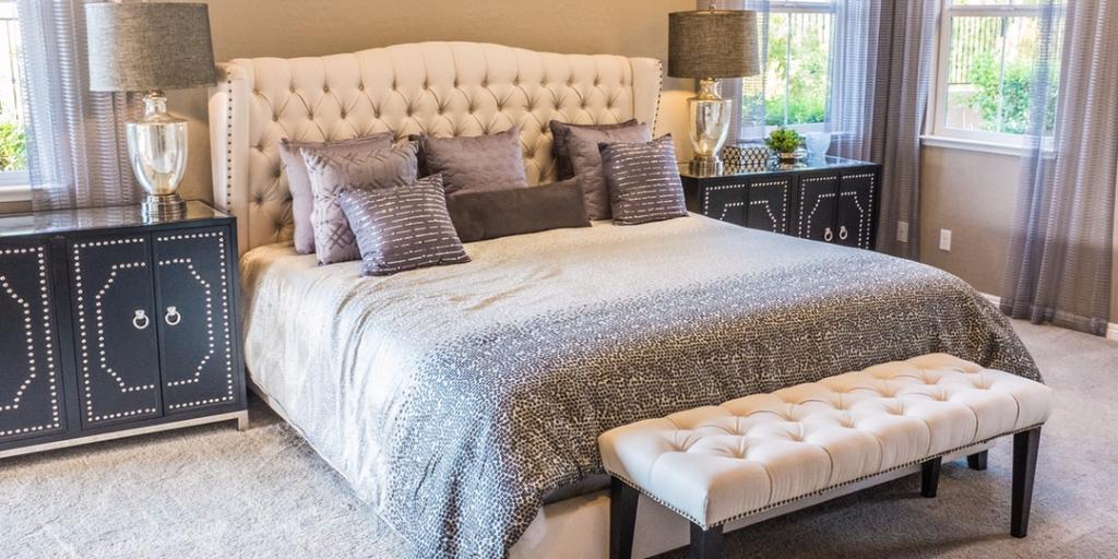 Ako zariadiť spálňu – inšpirácie do spálne, v ktorej zažijete skutočný sen