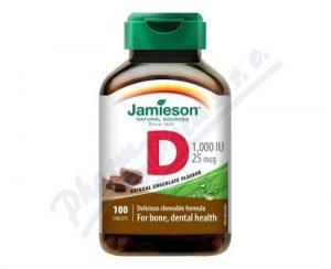 JAMIESON Vitamín D3