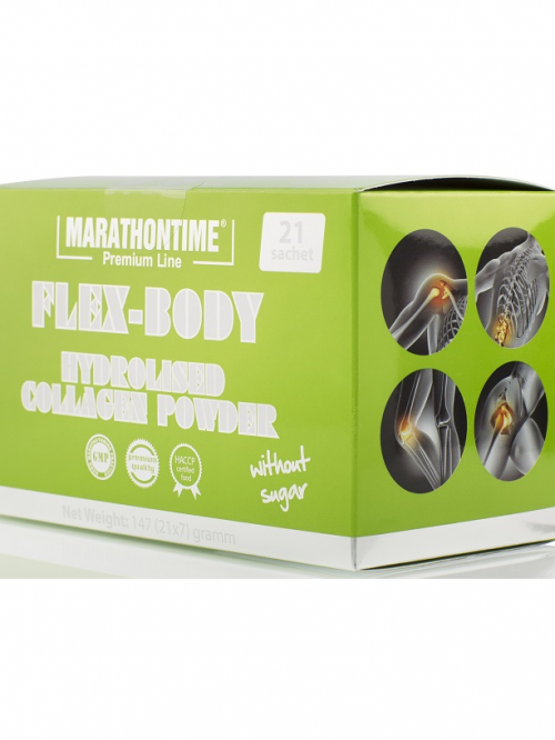 MarathonTime FLEX BODY drink 147 gr