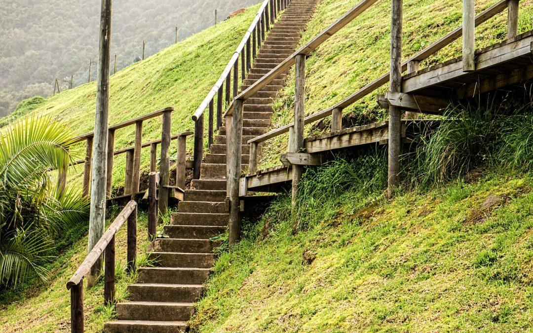 Fitness schody – kardio aformovanie postavy vjednom