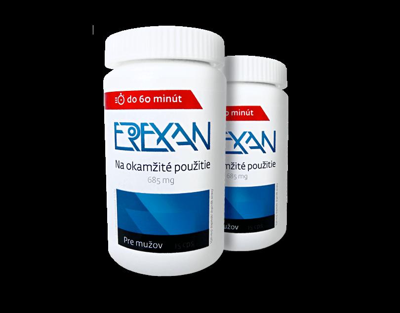 Erexan v lekárni: Kde je možné ho kúpiť?