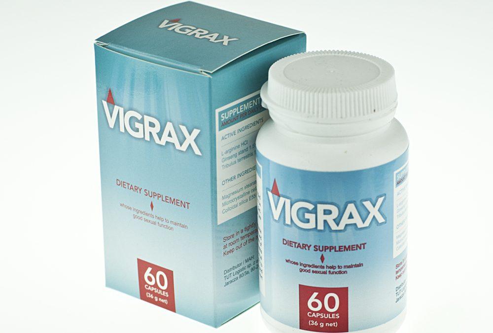 Vigrax: Pomôže pri slabej erekcii