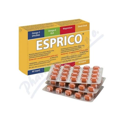 Esprico tablety 60 ks