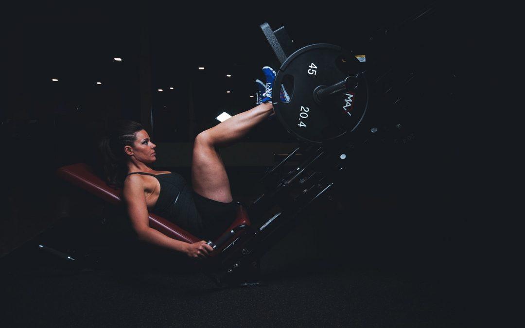 Posilňovač brušných svalov nad tukom zvíťazí