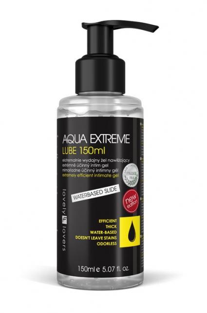 Aqua extrem gel