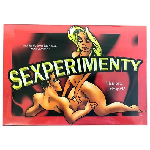 Erotické spoločenské hry