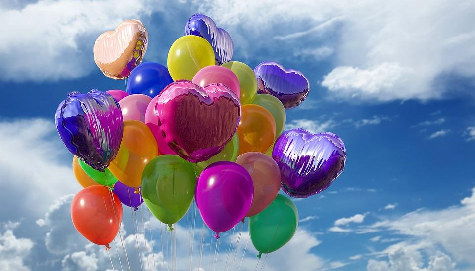 Hélium do balónov na dokonalej párty nesmie chýbať