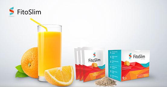 FitoSlim: Pomarančový nápoj na chudnutie