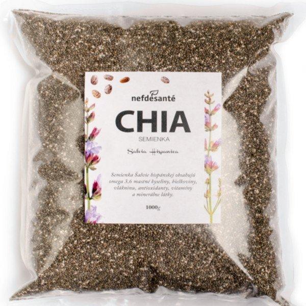 Chia semienka šalvie hispánskej 1000 g