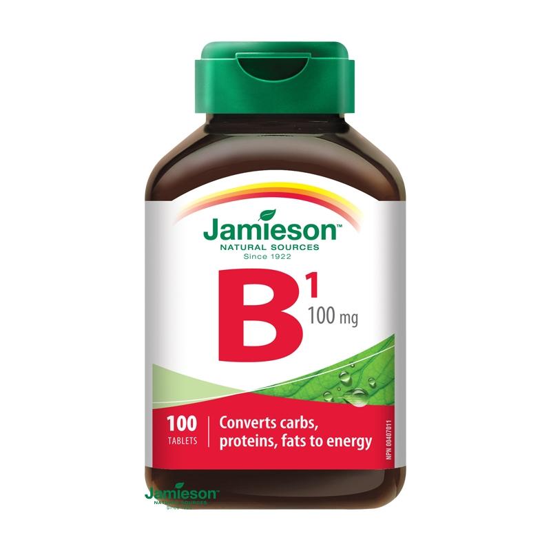 Tiamín alebo Vitamín B1 a jeho dôležitosť