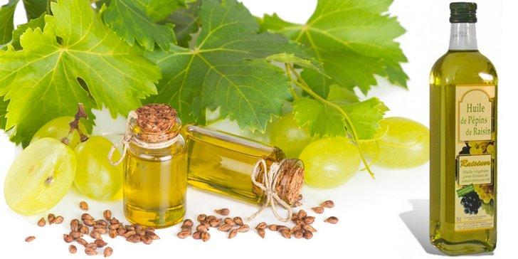 Úžasný nielen v kuchyni, aké sú účinky a skúsenosti s používaním hroznového oleja?