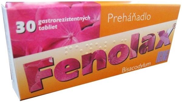 Fenolax – tabletky, ktoré využijete nielen pri zápche