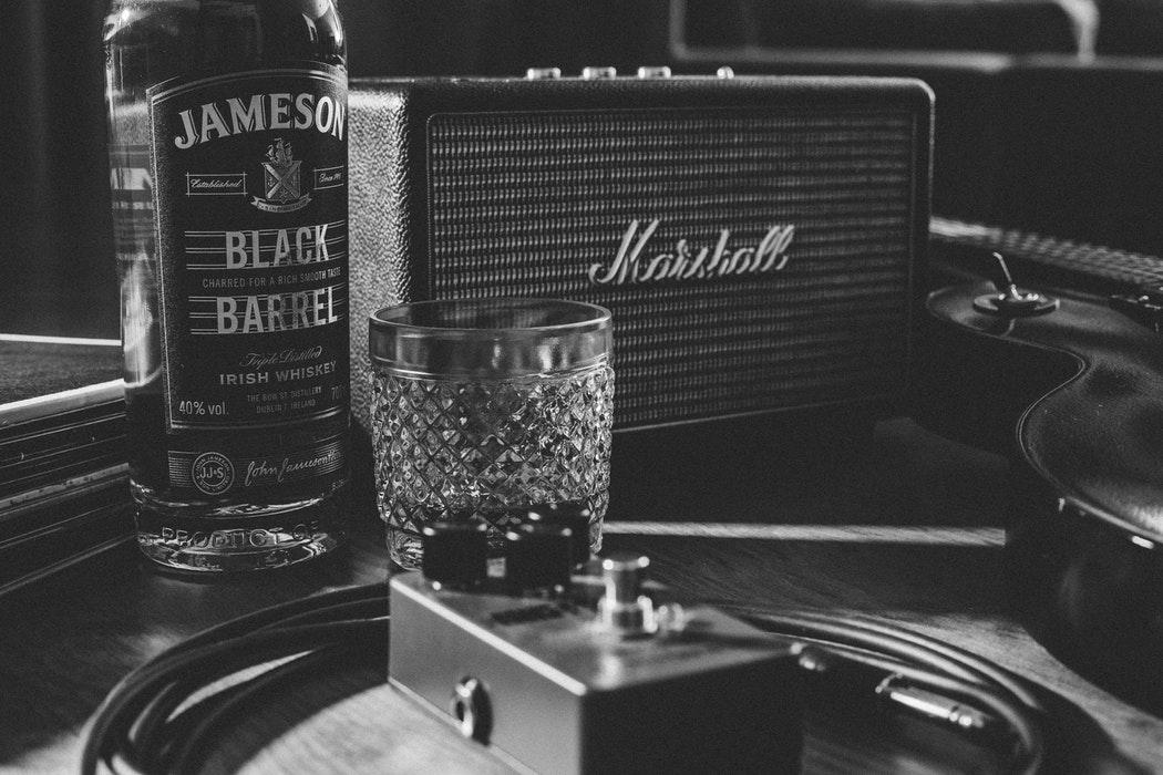 Jameson-whiskey, ktorá žije príbehom