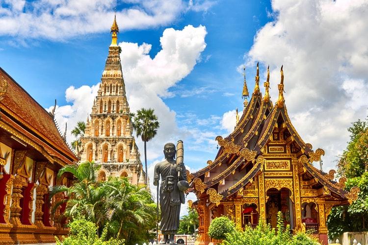 Thajsko – exotická dovolenka za primerané ceny