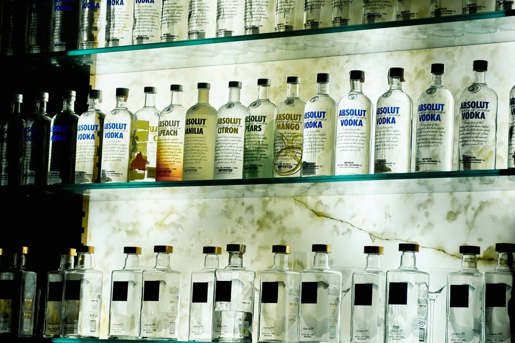 Absolut vodka – najčistejšia vodka na trhu!
