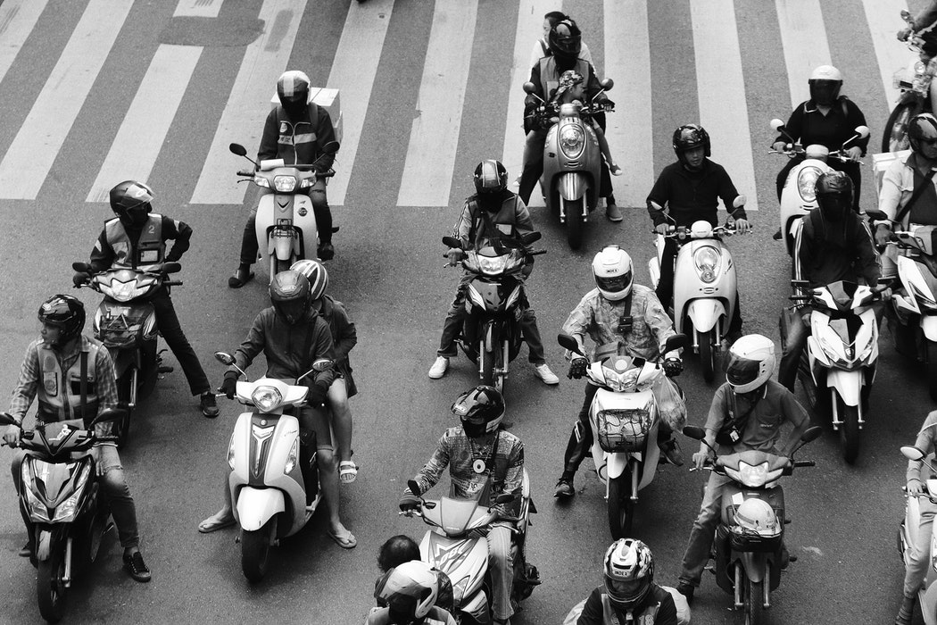 Prilba na motorku do každého počasia
