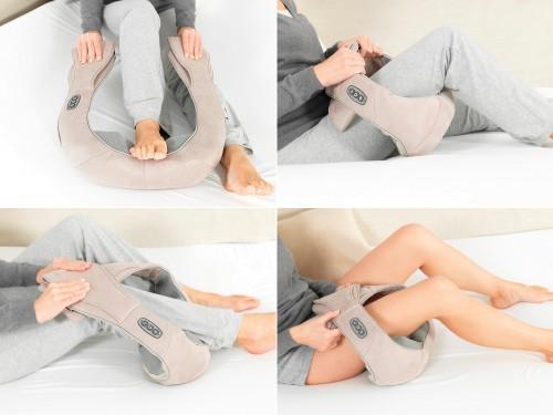 Celotelový masážny prístroj 3D Shiatsu