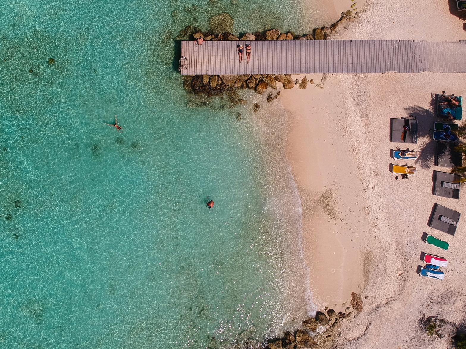 Curacao – ostrov dlhých pláži